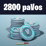 2800 Pavos (v-bucks) Fortnite Xbox One Usa - Globalpingames