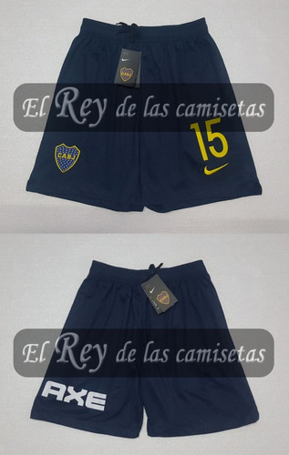 70c871a1 Short De Boca Juniors Nike 100% Original 15 Nandez Unicoo !!