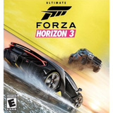Forza Horizon 3 Edicion Ultimate +todos Los Dlcs- Pc Digital