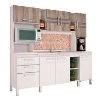Mueble Cocina Kit Multiuso Microondas 7 Puertas Com080 en venta en ...