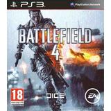 Battlefield 4 Ps3 Digital Original