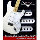 Microfonos Fender Stratocaster Custom 69' Custom Shop