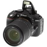 Cámara Réflex Nikon D5300 24,2mp/3,2 /full Hd/wifi 12 Pagos