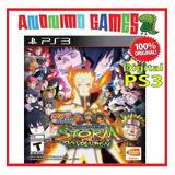 Naruto Shippuden Ultimate Ninja Storm Revolution Play 3