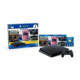 Playstation Ps41tb+100juegos+3 Juegos Ficicos+plus +fortnite