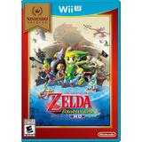 Nintendo Select Zelda Windwaker Hd Wii U Wiiu