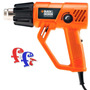 Pistola De Calor 2000w Profesional Black And Decker Hg2000