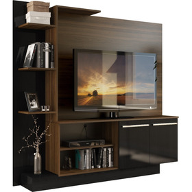 Rack Para Tv Estantes Modular Led Lcd Mesa Living Mueble Rak