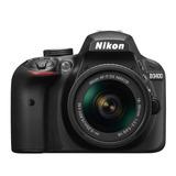 Camara Nikon D3400 Nuevo Modelo Factura Y Garantia