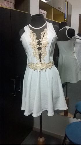 9f64d176d Vestido De 15 Blanco. Rosa. Corto O Novia Civil Venta