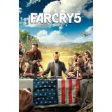 Far Cry 5 Pc Envio Rapido Español Pc