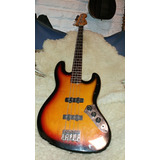 Squier Fender Jazz Bass Jaco Pastorius