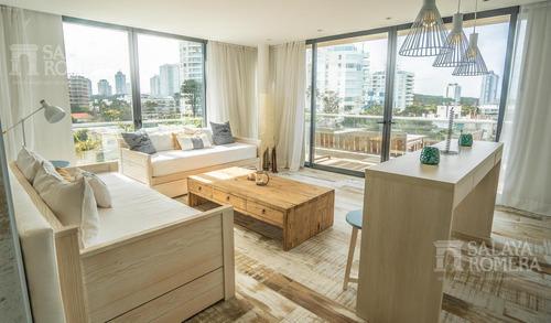 Venta Departamento Playa Brava, Penthouse, 3 Dormitorios   Doble Garaje