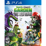 Plants Vs Zombies Garden Warfare Ps4 Original + Garantía