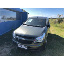 Chevrolet Agile 1.4 Ls Aa+da+mp3 2012