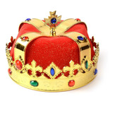 Corona De Rey Tamaño:19*13cm-tutti