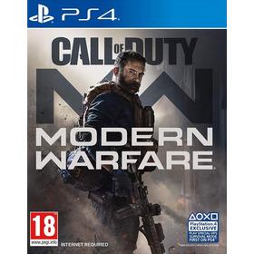 Call Of Duty Modern Warfare Ps4 Digital Garantido Original