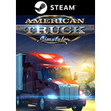 American Truck Simulator + Expansion Pc Online Original
