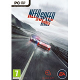 Need For Speed Rivals Pc + Online Origin Código Original
