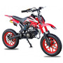 Moto Mini Cross 49cc 2 Tiempos Marca Cesco Arranque Electric