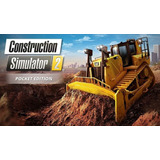 Construction Simulator 2 !!!- Pc Envio Al Mail