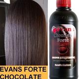 Evans Brushing Progresivo Laciado Litro Sellado   Chocolate