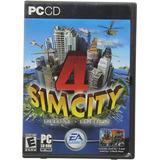 Sim City 4 Deluxe Edition Pc + Online Steam Original