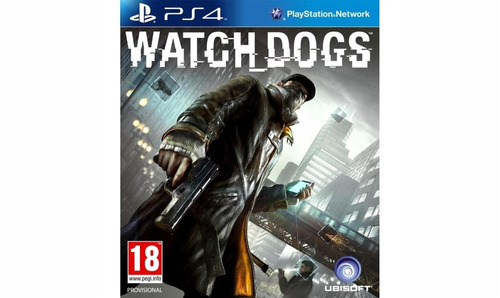 Juego Ps4 Watch Dogs Signature Edition