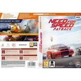 Need For Speed Payback Deluxe Edition  / Pc Full / Juego
