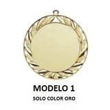 Medallas 7cm - Serdan Trofeos.