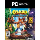 Crash Bandicoot N Sane Trilogy Pc / Edición Completa Español