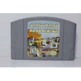 Star Wars Episode 1 Racer - Juego Original Nintendo 64