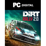 Dirt Rally 2.0 Pc Español / Edición Completa / Digital