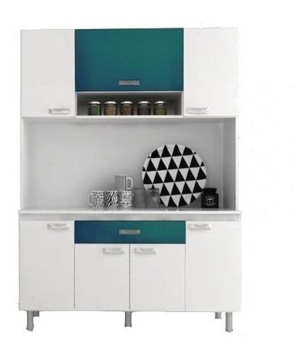Mueble Cocina Kit Multiuso 7 Puertas 1 Cajon K7v en venta en ...