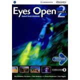 Libro: Eyes Open 2 / Student S Book + Workbook / Cambridge