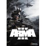 Arma 3 Pc + Online Steam Original