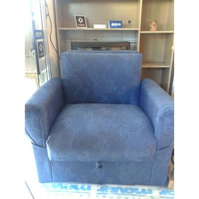 Sof sillon cama 1 plaza plancha de excelente densidad for Sillon cama de 1 plaza