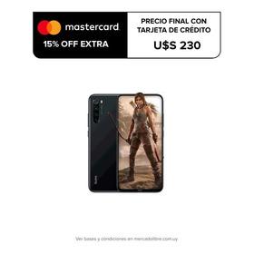 Xiaomi Redmi Note 8 6,3` Lte 128gb/4gb 4000mah 4 Cámaras Amv