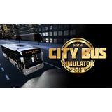 City Bus Simulator 2018 Estreno!! - Pc Digital