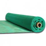 Tejido Mosquitero De Plástico Verde 1.0mt De Altura