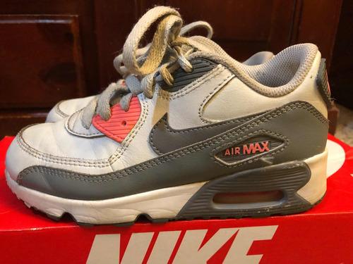 e42dfd584 Championes Nike Air Max De Niña