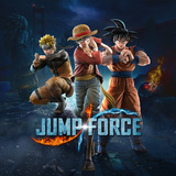 Jump Force Ps4 Juego Digital Xgames Uy