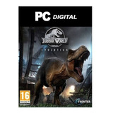 Jurassic World Evolution Pc Español / Digital Full