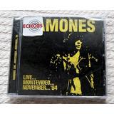 The Ramones - Live.. Montevideo.. November.. '94 ( C D 2016)