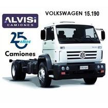 Volkswagen 15-190 0km Entrega Inmediata Alvisi S. A. Imp.dir
