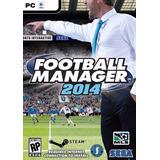 Football Manager 2014 14 Pc Mac Original + Español + Online