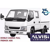 Jmc 0k Doble Cabina Rueda Sencilla Full Abs + Iva