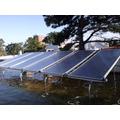 Colectores Solares Cerrados Para Piscinas