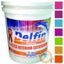 Pintura Latex Interior - Exterior Colores 4lts Excelente