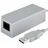 Adaptador Usb A Lan Red Ethernet Nintendo Switch Wii Y Wii U